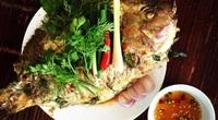 Cá nướng kiểu Lào, độc đáo, thơm phức, cả nhà thích mê