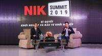 Nguyễn Thành Tiến và những thành tựu đáng nể trong quá trình phát triển tổ chức giáo dục NIK