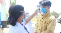 Học sinh Quảng Nam đi học trở lại: Không đeo khẩu trang không được vào trường