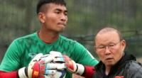 HLV Park Hang-seo bất ngờ gọi thủ môn từng dính tiêu cực lên U22 Việt Nam