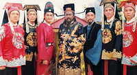 Bao Thanh Thiên: Bao Chửng gặp gỡ Triển Chiêu và thu phục 4 cận vệ như thế nào?