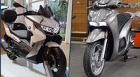 Honda SH350i 2021 về Việt Nam giá sốc, có đối thủ đáng gờm