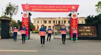 """Vĩnh Phúc: Dịch Covid-19 hoành hành, nhiều thanh niên xin tình nguyện nơi """"tuyến đầu"""""""