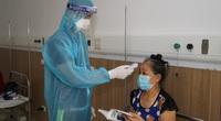 Bên trong khu cách ly, điều trị bệnh nhân Covid-19 tại Bệnh viện Bạch Mai cơ sở 2