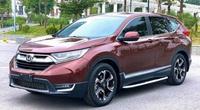 Khó tin với độ giữ giá của Honda CR-V ở Việt Nam