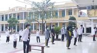 Sở GD-ĐT Nam Định lên phương án gì khi học sinh lớp 10 nhiễm Covid-19?