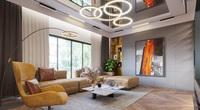Ngôi nhà 5 tầng 600m2 hoành tráng của nam diễn viên Hồng Đăng
