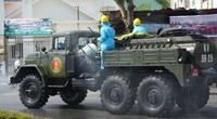 Đà Nẵng: Cán bộ cảnh sát phòng cháy chữa cháy dương tính SARS-CoV-2