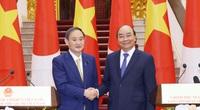 Chủ tịch Nước đề nghị Nhật Bản hỗ trợ Việt Nam về vaccine Covid-19