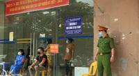 Hà Nội: Phong toả toà chung cư Đại Thanh có ca dương tính SARS-CoV-2