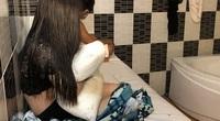 CLIP: Bắt quả tang 5 nhân viên massage ở Cà Mau bán dâm cho khách