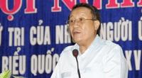 """Quảng Trị: Ứng cử viên ĐBQH Hà Sỹ Đồng """"hứa"""" sẽ góp phần thu hẹp khoảng cách giàu nghèo"""
