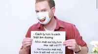 """""""Trống cơm"""" phiên bản Anh-Việt chống Corona của Kyo York gây sốt mạng"""