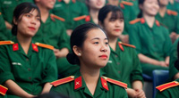 Đối tượng được xét tuyển thẳng vào trường quân đội 2021