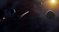 Vệ tinh của NASA cung cấp hình ảnh sao chổi bị Mặt trời nuốt chửng