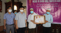 Truy tặng Huân chương dũng cảm của Chủ tịch nước cho sinh viên Nguyễn Văn Nhã tử vong khi cứu 3 nữ sinh