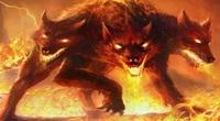 Quái vật chó 3 đầu canh giữ cổng địa ngục: Thú cưng của Hades