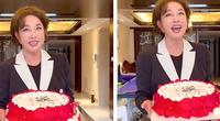 Mỹ nhân Võ Tắc Thiên - Lưu Hiểu Khánh và nhan sắc đơ cứng ở tuổi U70