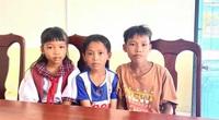 Kiên Giang: 3 em học sinh tiểu học trả lại 42 triệu đồng nhặt được