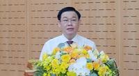"""Chủ tịch Quốc hội Vương Đình Huệ: Xử lý các tình huống phức tạp nảy sinh trong bầu cử theo phương châm """"4 tại chỗ"""""""