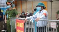 Hà Nội: Một cán bộ tư pháp ở Thường Tín dương tính SARS-CoV-2 do tiếp dân đến làm giấy tờ