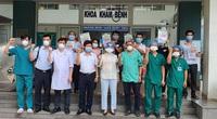"""Đà Nẵng: """"Bệnh viện dã chiến"""" dừng thăm khám, tập trung điều trị ca mắc Covid-19"""