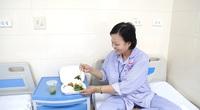 10.000 suất ăn được phục vụ mỗi ngày trong khu cách ly  Bệnh viện K