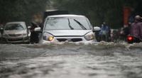 Xe ô tô bị ngập nước được bảo hiểm bồi thường ra sao?