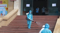 Hà Nội: Phong toả chung cư Hồ Gươm Plaza liên quan đến vợ chồng nhiễm Covid-19 ở quận Thanh Xuân