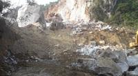 Thái Nguyên: Rà soát, di dời người dân ra khỏi vùng sạt lở mỏ đá Lân Đăm 2