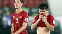 4 cầu thủ ĐT Việt Nam có thể bị treo giò ở vòng loại World Cup 2022