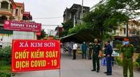 Sáng 13/5 thêm 33 ca Covid-19 lây nhiễm trong nước, đáng lưu ý là 2 ca ở Hà Nội