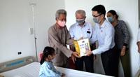 Vinamilk tiếp tục hỗ trợ kinh phí mổ tim cho trẻ em nghèo
