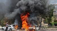 Israel cảnh báo ớn lạnh sau đòn sấm sét vào Gaza giết thủ lĩnh hàng đầu của Hamas