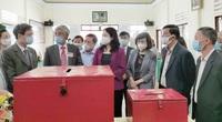 Phó Chủ tịch nước Võ Thị Ánh Xuân lưu ý những gì khi kiểm tra công tác bầu cử tại Lâm Đồng?