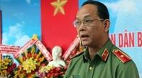 Kỷ luật cảnh cáo Thiếu tướng, Phó Cục trưởng của Bộ Công an