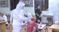 Bắc Ninh: 40 ca dương tính Covid-19 trong ngày 14/5, cách ly y tế 2 khu dân cư