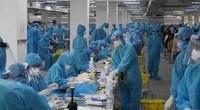Làm việc xuyên đêm, thần tốc lấy 11.000 mẫu xét nghiệm Covid-19 tại Bắc Giang