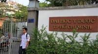 Trường ĐH Y dược TP.HCM sai phạm ra sao mà Bộ Y tế đề nghị thu hồi 2 quyết định bổ nhiệm Phó hiệu trưởng?