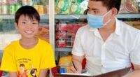 """Clip: """"Người hùng"""" nhí lớp 6 nói gì sau khi cứu sống nam thanh niên 22 tuổi ở Quảng Bình?"""