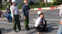 """Tài xế taxi bị cướp đâm ở Hà Nội và lời kể """"linh cảm lạ"""" giúp anh thoát nạn"""