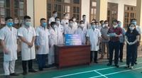 """Yên Bái """"chi viện"""" 15 cán bộ y tế đến Bắc Giang chống dịch Covid-19"""