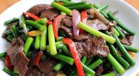 Tuyệt chiêu giúp xào thịt bò luôn mềm, ngọt, ngon miễn chê