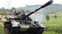 Ảnh: Hàng loạt xe tăng T-54 phiên bản nâng cấp được bàn giao cho các đơn vị tác chiến
