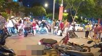 TP.HCM: Nghi kẻ cướp chạy ngược chiều gây tai nạn khiến 1 người chết, 3 người bị thương