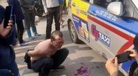 Bất ngờ lai lịch nghi phạm đâm tài xế taxi, cướp tài sản ở Hà Nội