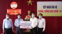 Điện lực Việt Nam ủng hộ 1,5 tỷ đồng cho Bắc Ninh, Bắc Giang và TP.Đà Nẵng để hỗ trợ phòng chống dịch Covid-19
