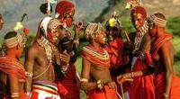 Tục lệ kỳ lạ của bộ lạc Ariaal, trai gái yêu nhau nhưng chỉ là người tình, không được cưới