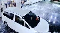 Người đàn ông Ấn Độ lao xe vào bệnh viện chữa trị Covid-19 sau cái chết của cha