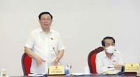 Chủ tịch Quốc hội Vương Đình Huệ: Quan trọng là thái độ quyết tâm giải quyết vấn đề người dân đặt ra
